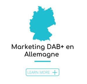 Marketing DAB+ en allemagne