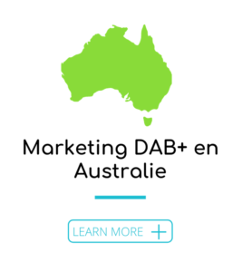 Marketing DAB+ en Australie
