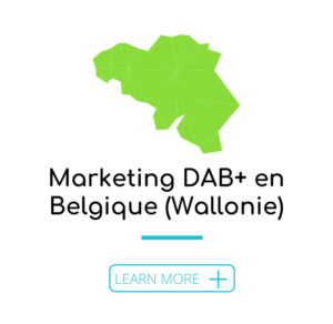 Marketing DAB+ en Belgique