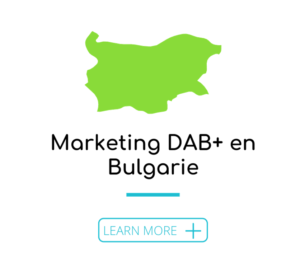 Marketing DAB+ en Bulgarie