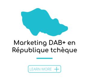 Marketing DAB+ en République tchèque