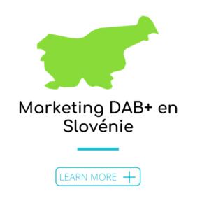 Marketing DAB+ en Slovénie