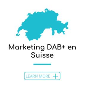 Marketing DAB+ en Suisse