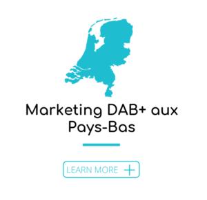 Marketing DAB+ aux Pays-Bas