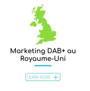 Marketing DAB+ au Royaume-Uni