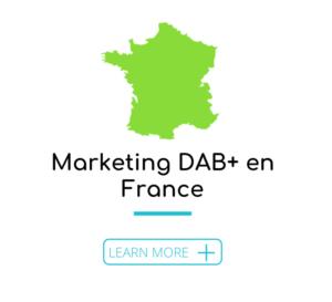 Marketing DAB+ en France