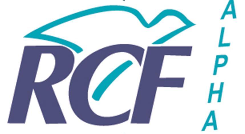 RCF Alpha Logo 4 des 20 ans en 2003
