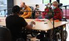 Radio Campus Besançon et l'APF