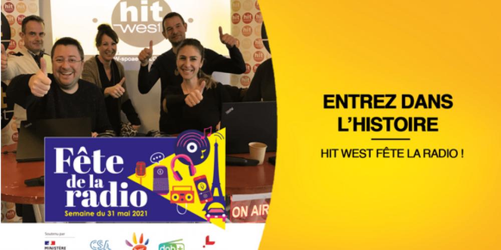 2001 – Hit West fête la Positive Radio !