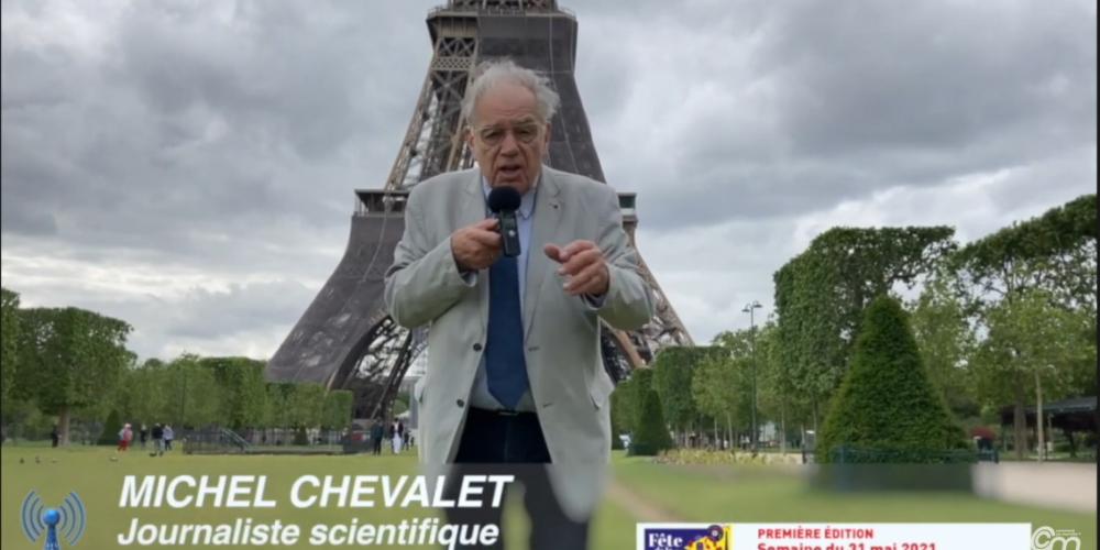 2021 – La Radio fête ses 100 ans par Michel Chevalet