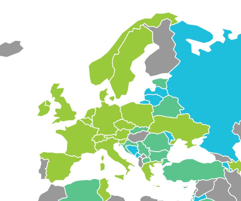 DAB en Europe