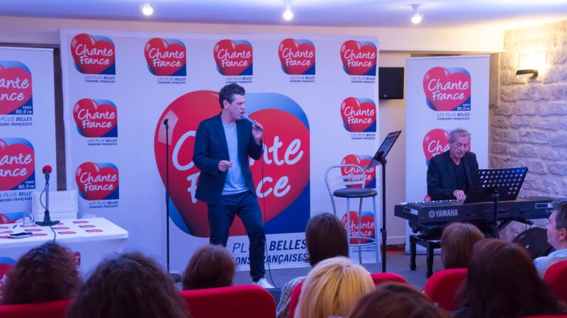 Les Sessions CHANTE FRANCE - Marc LAVOINE