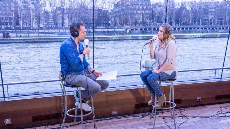 Les Interviews CHANTE FRANCE - Hélène Ségara