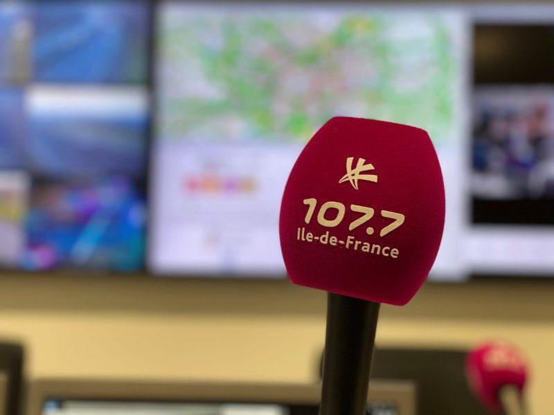 Studio 107.7 IDF - 1