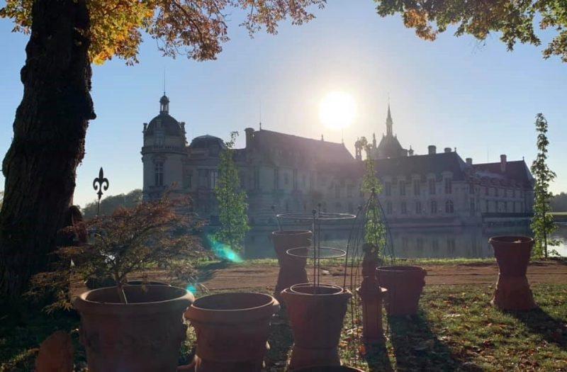 Emission en direct de Chantilly : valorisation des territoires