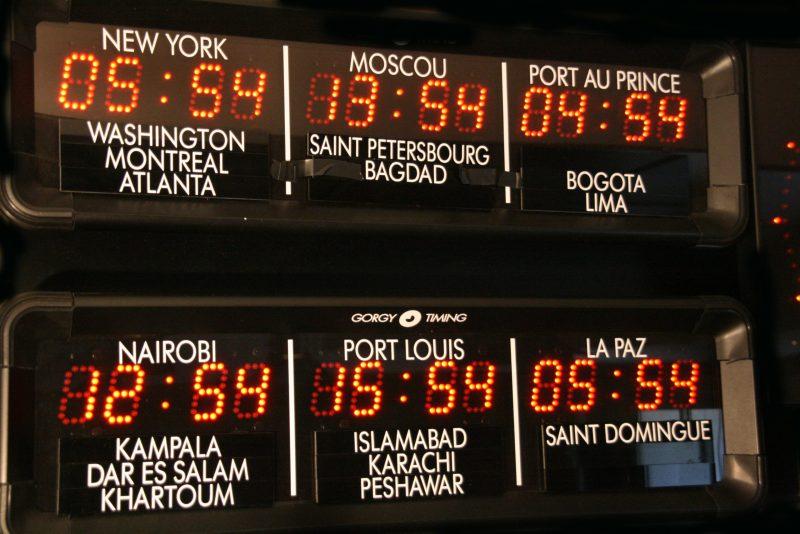 RFI, radio mondiale