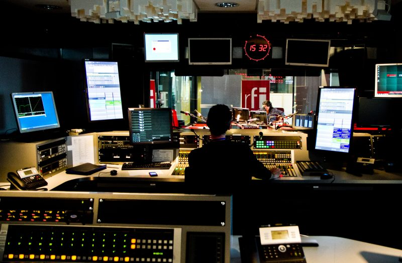 Studio RFI