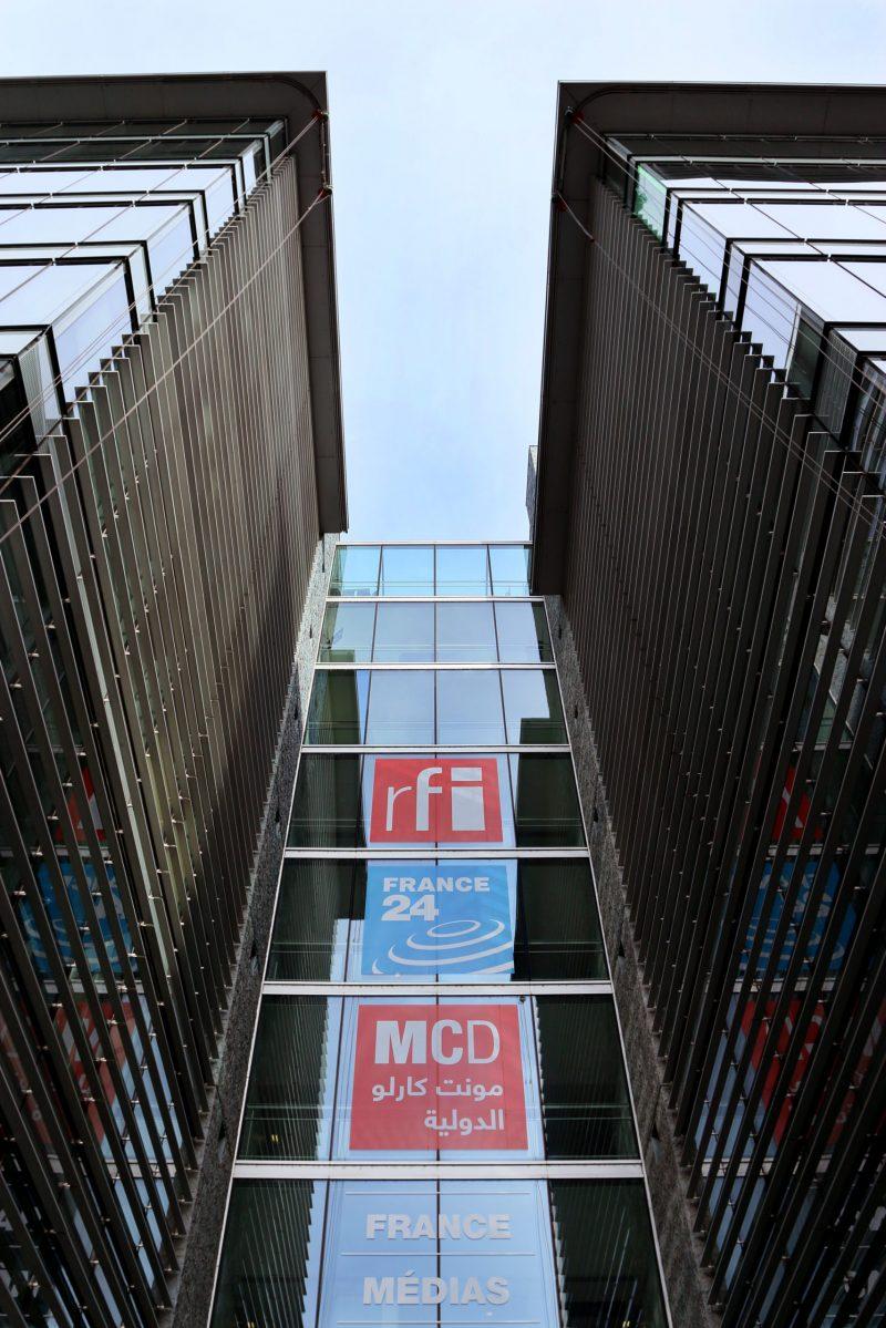 RFI, une chaîne du groupe France Médias Monde