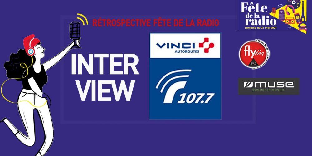 INTERVIEW- RADIO VINCI AUTOROUTE