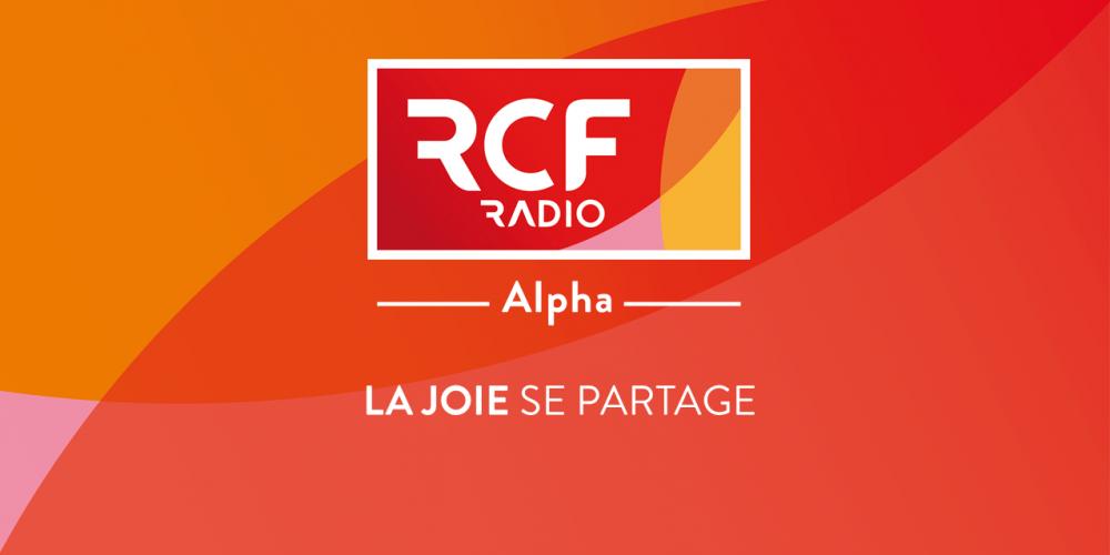 Logo RCF Alpha pour site La Fête de la Radio