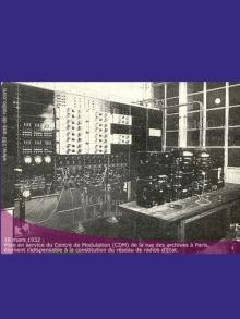 1932 – Mise en service du réseau d'Etat