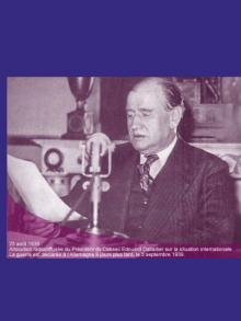 1939 – Censure et propagande