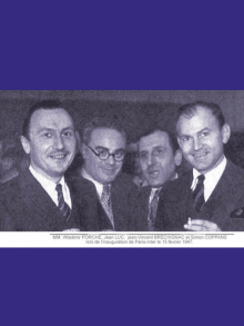 """1947 – INAUGURATION DE """"PARIS INTER"""""""