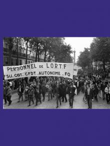 """1968 – Les """"évènements de mai"""" éclatent."""