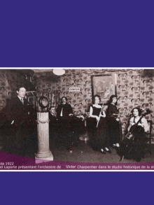 1922 – Début des émissions régulières de Radiola