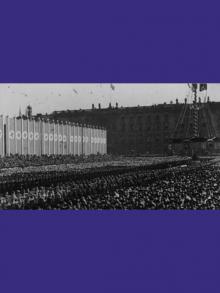 1938 – Annexion de l'Autriche retransmise en direct