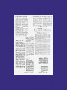 1977 – Naissance de l'Association pour la Libération des Ondes (l'A.L.O).