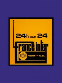 1967 – France Inter devient la station la plus écoutée de France.