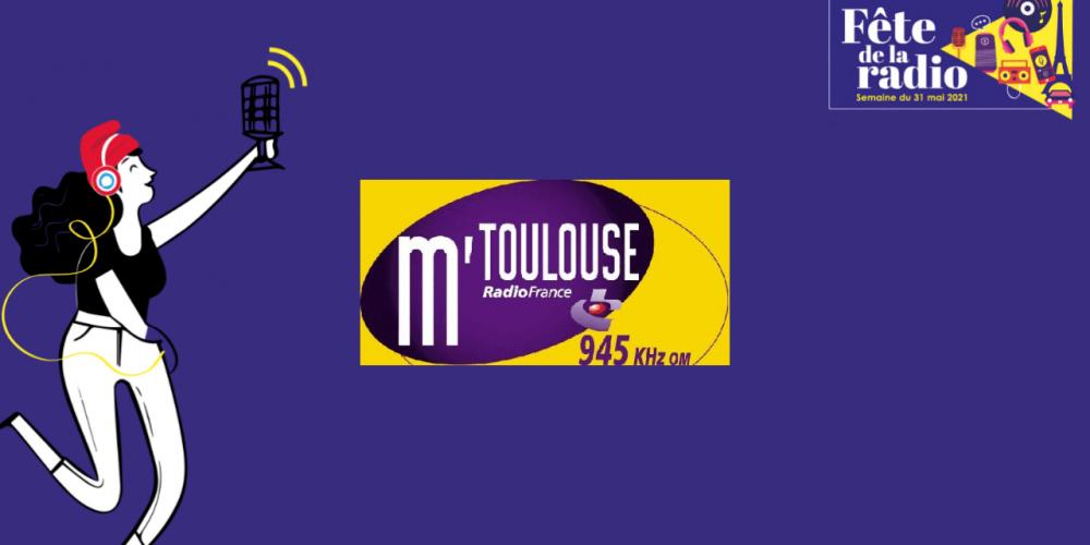 2001 – Lancement de la radio M'Toulouse