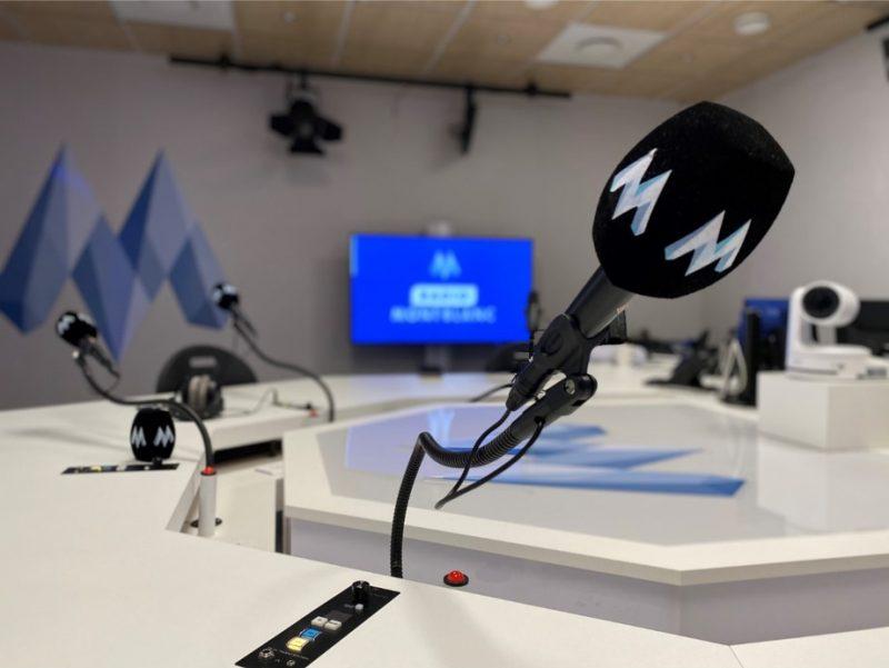 Studio Radio Mont Blanc