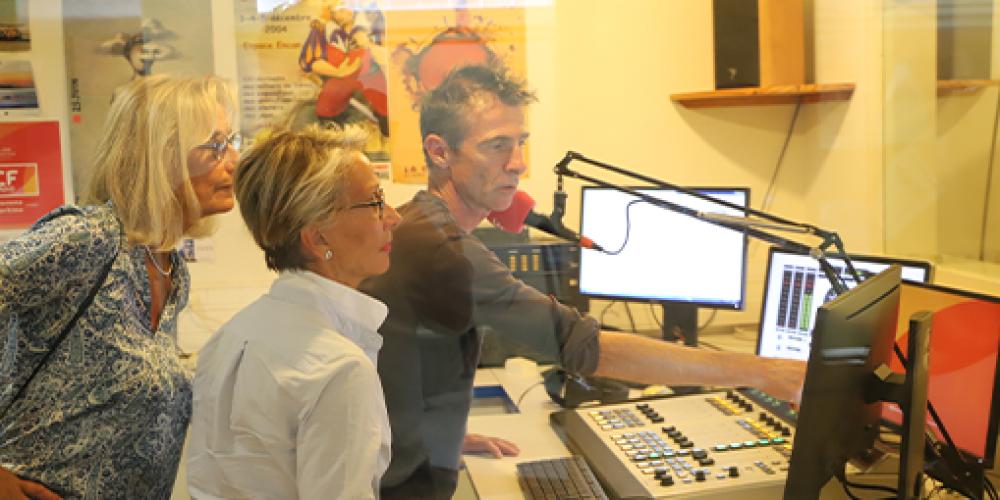 2021 – Réalisateur de radio : la réalisation d'une matinale