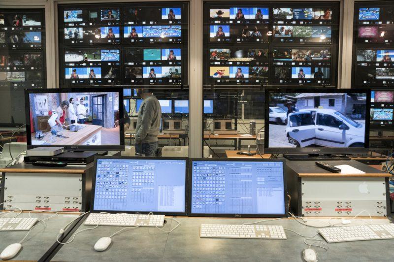 La captation du dépôt légal de l'audiovisuel
