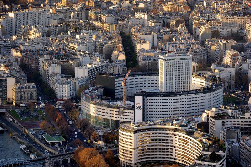 Décembre 1963 - décembre 2013 La Maison de la radio fête ses 50 ans © Christophe Abramowitz/Radio France
