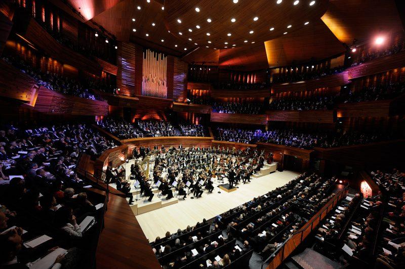 L'auditorium de Radio France © Christophe Abramowitz/Radio France