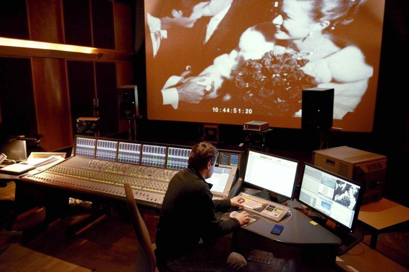 Studio de production