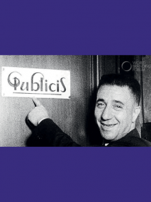 1928 : Création à Paris de l'agence de publicité Publicis