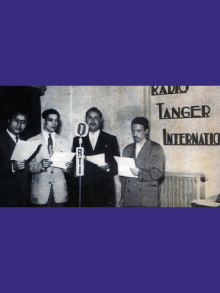 1939 – Au Maroc, Radio Impérial  devient française