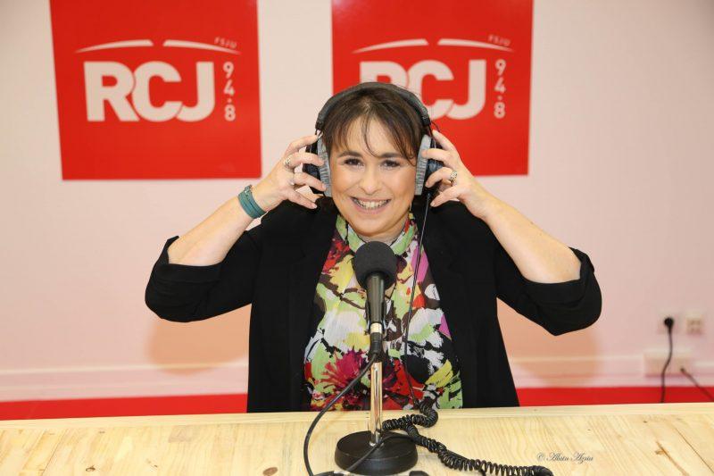 Sandrine Sebbane - Directrice D'Antenne de RCJ