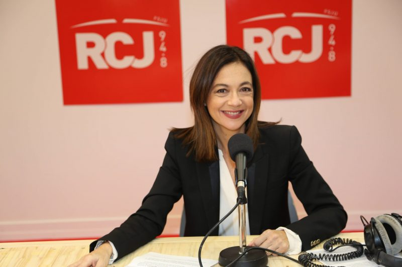 Laurence Goldmann - Journaliste de RCJ