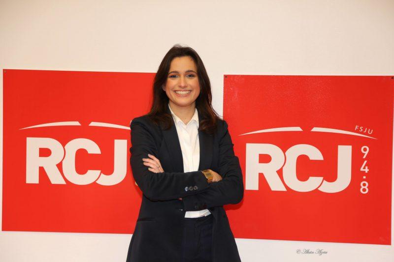 Eglantine Delaleu - Journaliste de RCJ