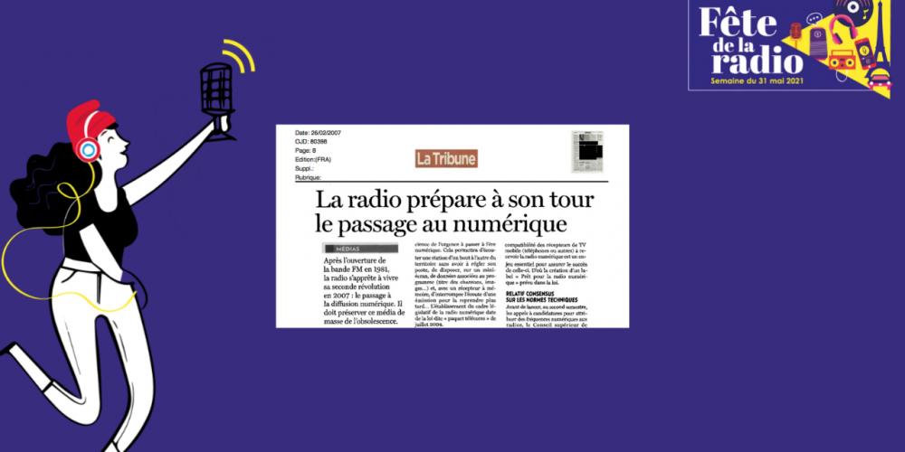 2008 – Radio Numérique Terrestre